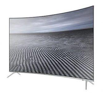 Miglior televisore 4k curvo Samsung serie 7 55 pollici
