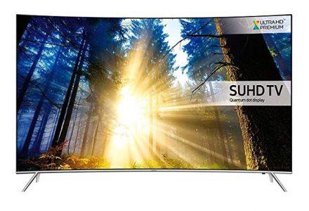 Miglior tv 4k curvo Samsung SUHD