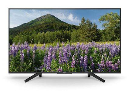 Migliori tv 4k fascia media Sony