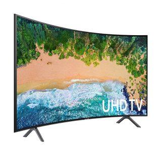 Samsung 49 pollici televisore curvo economico