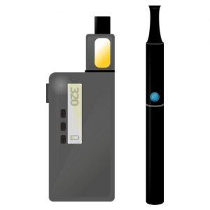 sigaretta elettronica a penna e box