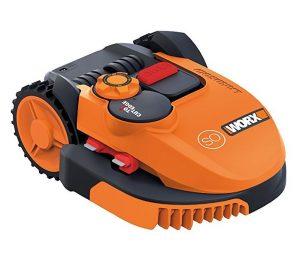 uno dei migliori robot tagliaerba worx
