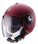 casco jet caberg bordeaux